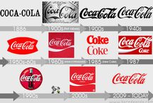 Brand Logo Evolution / Some of these brand logos started off life as very ugly ducklings! / by Omar Kattan