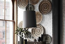 African style living room / decorating / by Denise Smith