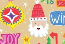 Children's Christmas Paper / Children's Christmas Gift Wrapping Paper