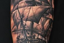 ship rattoo