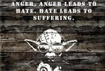 The wisdom of Yoda! :) / by Olivia Kitchens