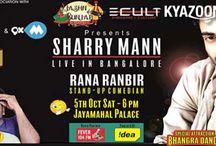 KyaZoonga.com: Buy tickets for Jashn E Punjab-Sharry Mann Live in Bangalore with Rana Ranbir