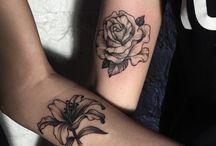 Tatouage / Idées de tatouages simple et discret