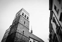 Haná metropolis, Olomouc / The closest town to my home