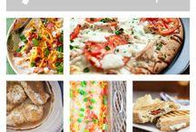 Food - Week night meals