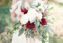 WEDDING // BOUQUET + FLOWERS.