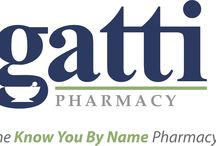 Flu Season / EVERYONE should protect themselves from the flu!  Get vaccinated!  Gatti Pharmacy will even come to you place of business to keep you and your employees protected!  / by Gatti Pharmacy