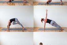 Yoga weightloss and toning