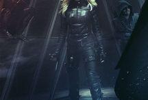 Black Canary of arrow