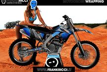 Dirtbike Graphics / Exclusive and personalized graphics made in italy for each bike model!!! For more information contact me on https://www.facebook.com/FrankRicciGraphics