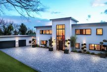 'Best out of London' Architecture New Homes Awards - with North Downs Views