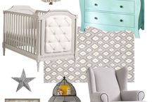 Nursery Room - Spring 2014, inspired by PBK / Baby Hansen #2 due May 30, 2014! / by Janelle Hansen