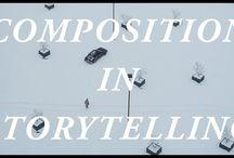 Storytelling and Audio-visual Media