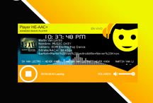 Reproductor Tropical GZ11 Flash Player AACPlus / Los reproductores GZ11 Tropical constan de un solo archivo #Flash #Player, no traen fichero .xml Varios Colores. Diseño by #agustin, ideal para APP #Facebook, #Xat, #Pagina #web, entre otros. www.surdatanet.net - www.moqueguahost.com - www.surdatacenter.com