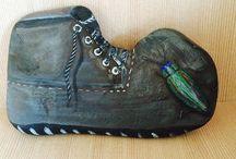 Stone Shoe