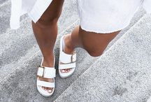 FASHION sandals.