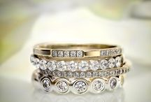 Stunning Stackable Rings