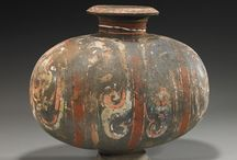 Han Pottery ( 206 ac- 220 dc )