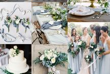 Wedding | Dusty Blue