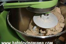 KitchenAid Mixer Recipes