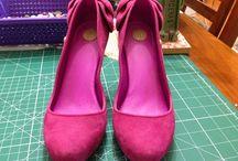 Minhas sandálias Melissa / Painel com fotos e informações da minha coleção de sandálias da marca Melissa da Grendene.