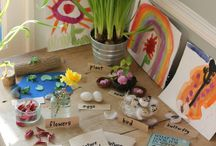 Preschool/primary activities