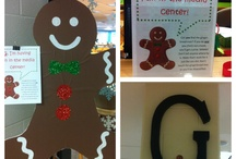 Elementary Library Displays / by Heather Kindschy