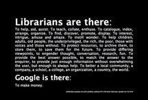 Library / by Jenny Brenner