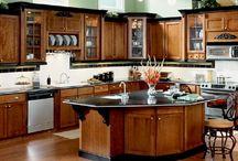 Kitchen Ideas / by Carey Austin Platner