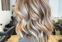 Blonde Sombre Hair Short Balayage Hairstyles
