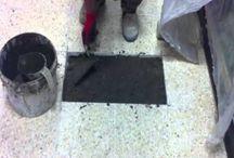 Terrazzo Floor Repair