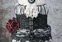 steam punk cakes