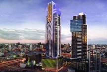 Platinum Tower / The Platinum Tower is located on City Road in the heart of Crown Precinct. Only a short walk to the CBD, the precinct draws an enthusiastic crowd to its soaring buildings and the Southgate promenade, which boasts some of Melbourne's best entertainment and shopping