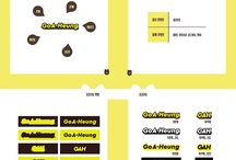 캐릭터 일러스트_아카데미정글_포트폴리오 / 아카데미정글 수강생들의 캐릭터 일러스트 포트폴리오입니다. ejungle.co.kr  character, design, illustration, portfolio, graphic design