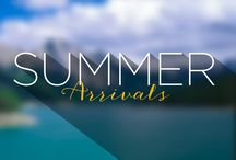 Summer Arrivals / The latest summer styles to enjoy all season long! / by Peltz Shoes