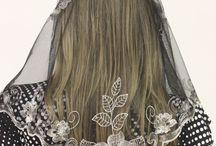 Mantilla / Chapel veils
