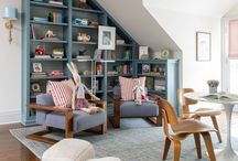 Kids Spaces- S.B. Long Interiors / Collection of Kids Spaces designed by S.B. Long Interiors