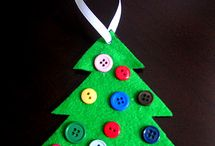 christmas crafts / by Adele Crozier