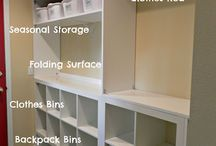 Small room storage