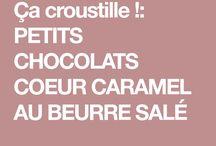 Chocolats a offrir