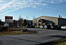 The JES Showroom / Take a look at the JES Showroom - our retail location at our headquarters in Greenwood, SC.