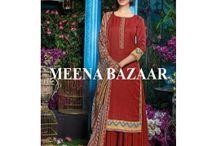 Autumn Salwar Suit / #New #Pashmina #Plazoo #Suit #Collection #MeenaBazaar#Autumn#Autumn collection#winter collection#Winter salwar suit#Palzzosuit#latestsalwarsuit