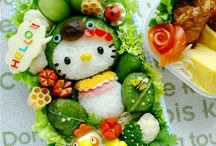 Hello Kitty / by Cherrio H.