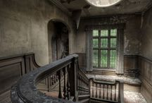Abandoned Places and Ghost Towns / Travel to abandoned towns and ghost towns because they have a quiet beauty and history all their own.