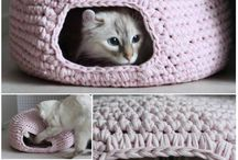 Crochet for pets
