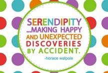 serendipity!