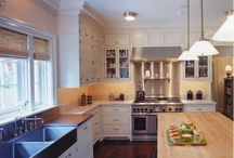 kitchen ideas / by Laura Short