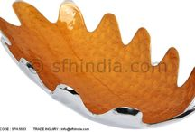 Aluminium Bowls / Super Fine Handicrafts manufacturers large range of exclusive aluminium & other metal bowls.For Trade inquiry,please visit our website http://www.sfhindia.com