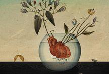 Hearts y Corazons / by Wanda Lobito