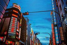 Hyperrealistic Urban Landscapes
